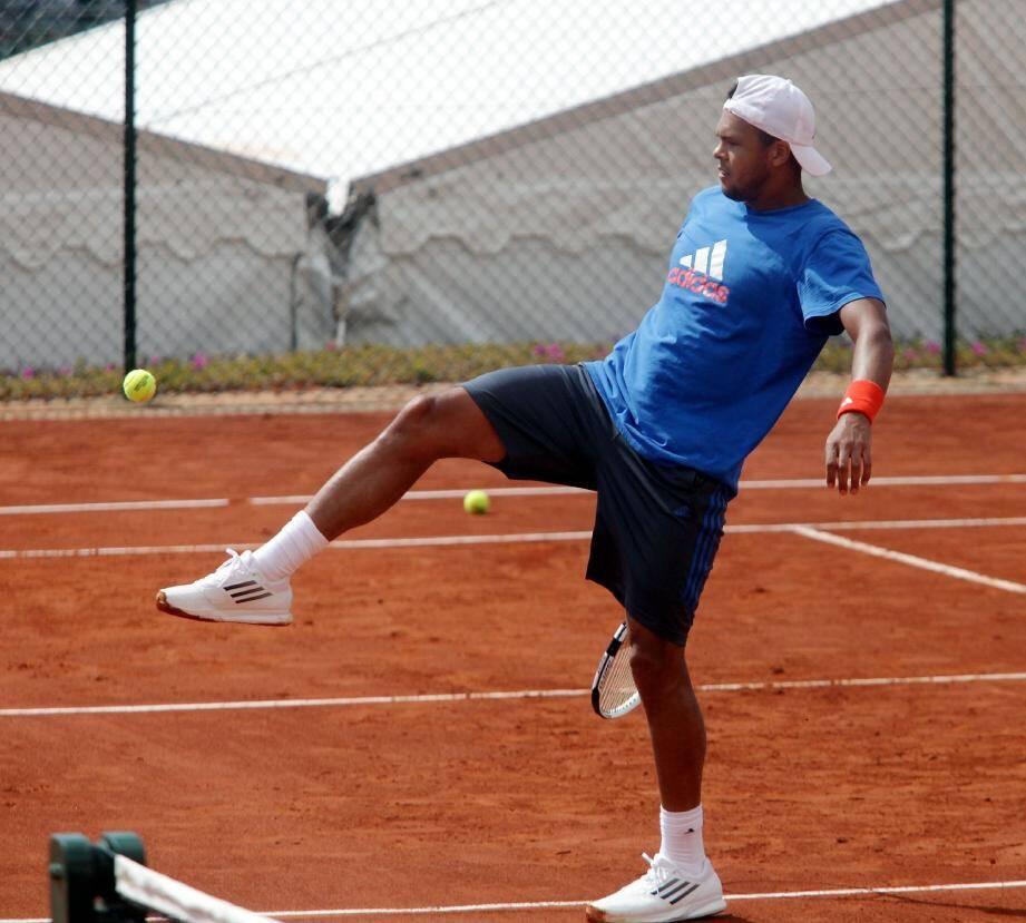 Jo-Wilfried Tsonga : « La Coupe Davis ? Je suis encore un peu déçu de ne pas continuer l'aventure. Mais ça aura été tout de même une bonne préparation pour la saison sur terre battue. »