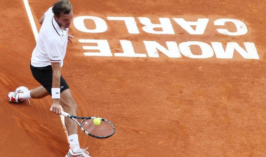 Benneteau est passé : oubliée la Coupe Davis, Isner, les frères Bryan...