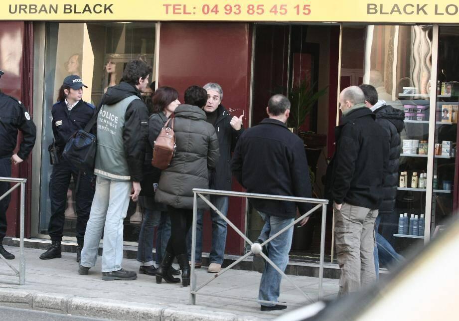 Le 14 février dernier un déplacement de justice était organisé au domicile niçois de José-Anne Bernard, victime présumée des émanations d'une blanchisserie.