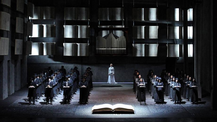 Le ténor José Cura chantera dansStiffelio de Verdi.(DR)