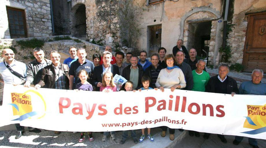 La présentation officielle des épreuves du 4e Challenge du Pays des Paillons s'est déroulée à Peille qui devient la 9e commune partenaire de cette manifestation sportive.