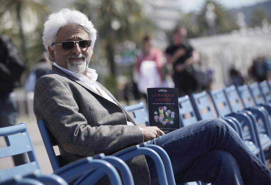 Patrick Partouche, PDG du Groupe Partouche, dirige notamment une quarantaine de casinos dont trois dans les Alpes-Maritimes à Cannes (Le Palm Beach), Nice (Le Palais de la Méditerranée) et Juan-les-Pins.