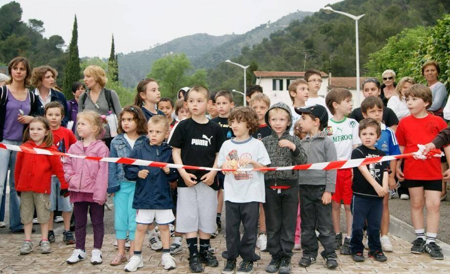 Chaque année, les enfants participent à diverses activités et jeux spécialement concoctés pour eux.