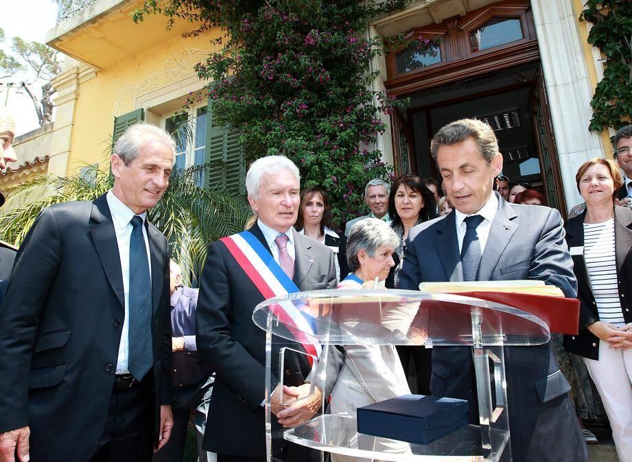 Pourquoi Sarkozy vient dans le Var