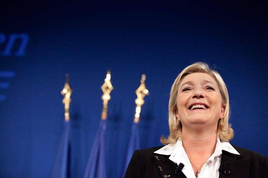 Marine le Pen Premier Tour