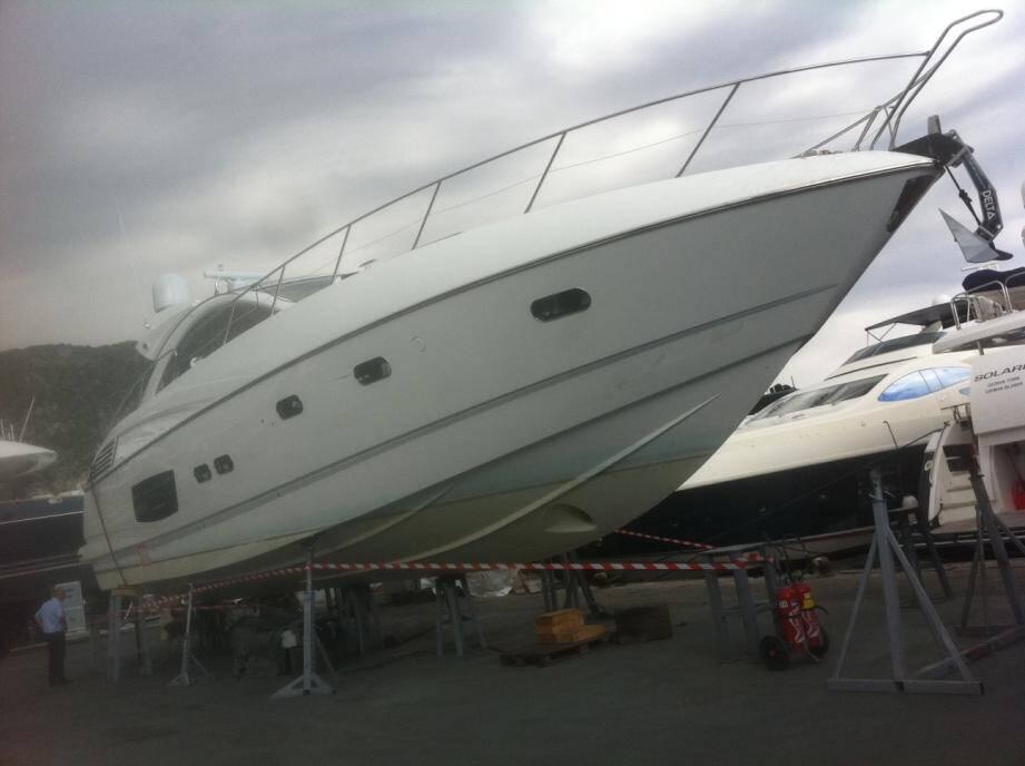 bateau Beaulieu