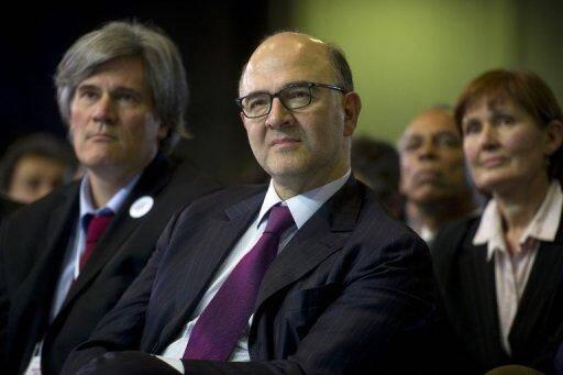 Le 4 avril à Nice, notre débat réunira Valérie Pécresse, Pierre Moscovici (ci-dessus), Jean-Luc Bennahmias ou encore Emmanuel Todd.
