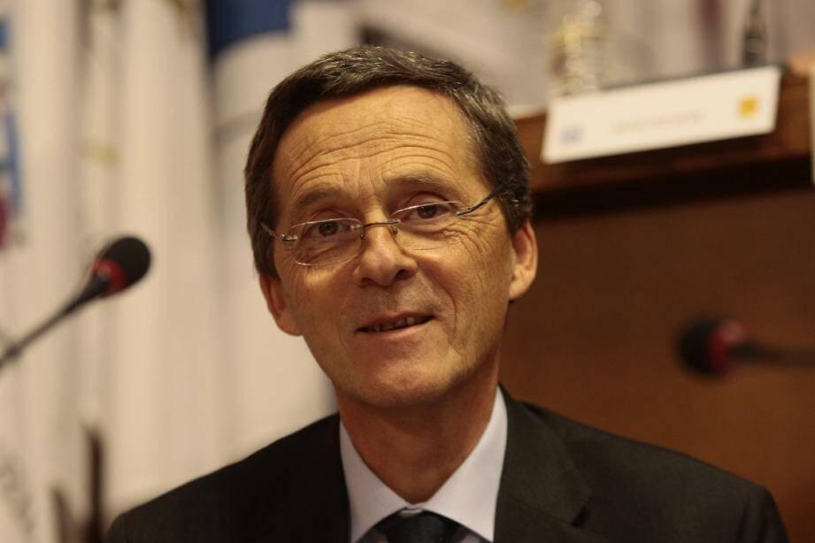 Xavier Beck vice-président