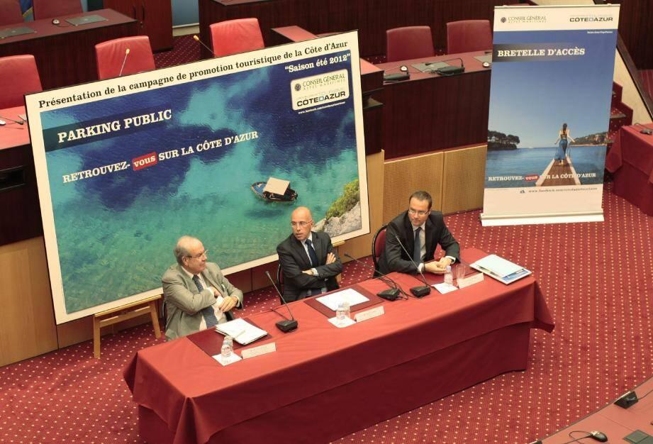Présentée par Eric Ciotti, Alain Gumiel et Eric Doré, la campagne va débuter dès le 10 mai.