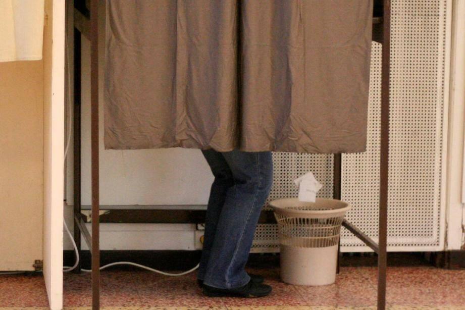 Les électeurs du haut-pays ont majoritairement voté à droite dimanche.