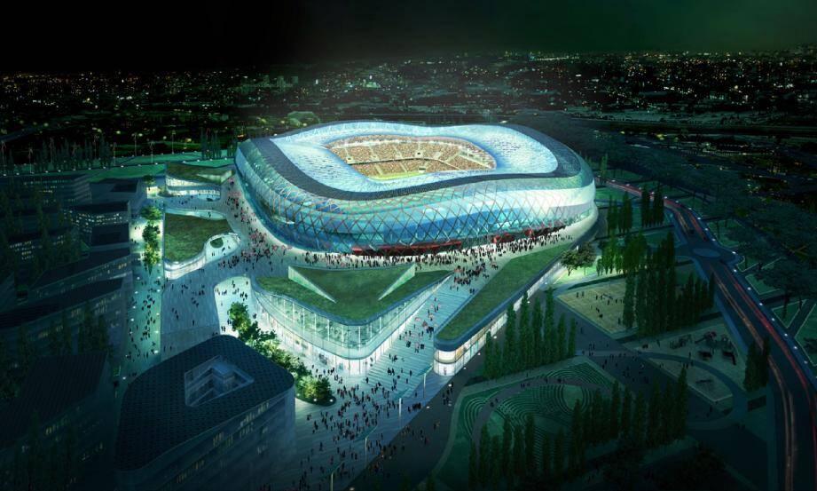 Le nom du groupe d'assurance Allianz flottera-t-il sur l'Olympic Stadium ?