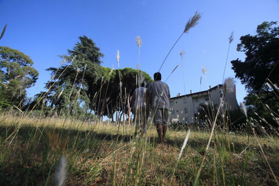 La villa Thuret pourrait vite devenir une sortie pédagogique privilégiée pour les scolaires.