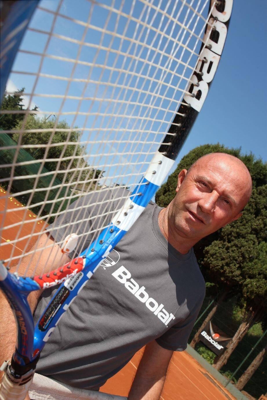 Alain Moracchini, heureux à Beaulieu. (Ph. E. Dulière)