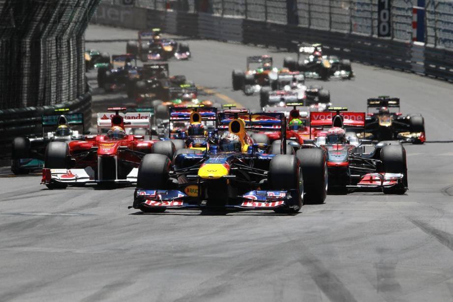 La course aura lieu dimanche 27, mais c'est à partir de jeudi prochain que les bolides vont faire les premiers essais.