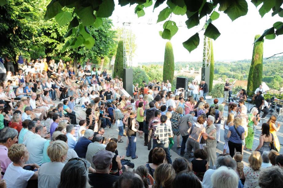 Très attendue, la quatrième édition de Biot à Musiques ouvre ses portes samedi soir.