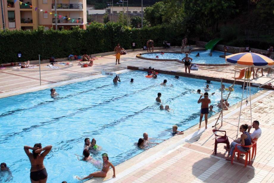 Pour l'ouverture de la piscine municipale samedi, on espère que le soleil sera au rendez-vous.