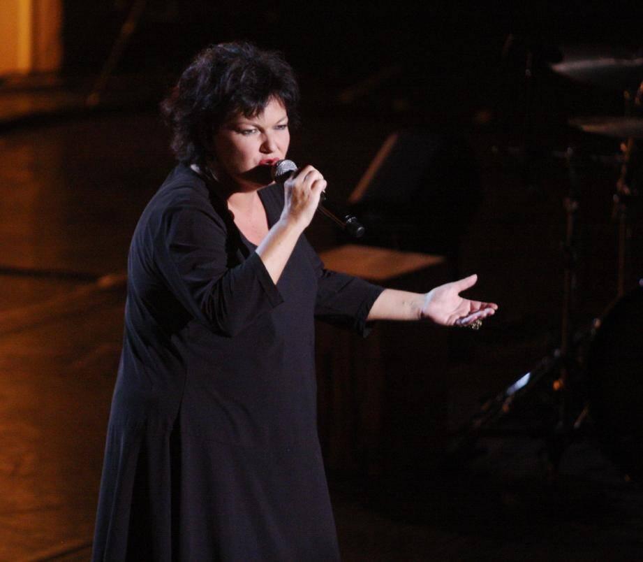 La chanteuse Maurane est en concert vendredi, salle du Canton. A droite, Mariah Carey est déjà venue en 2008 en Principauté.