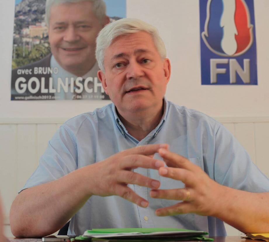 Bruno Gollnisch place la priorité nationale au cœur de ses propositions.