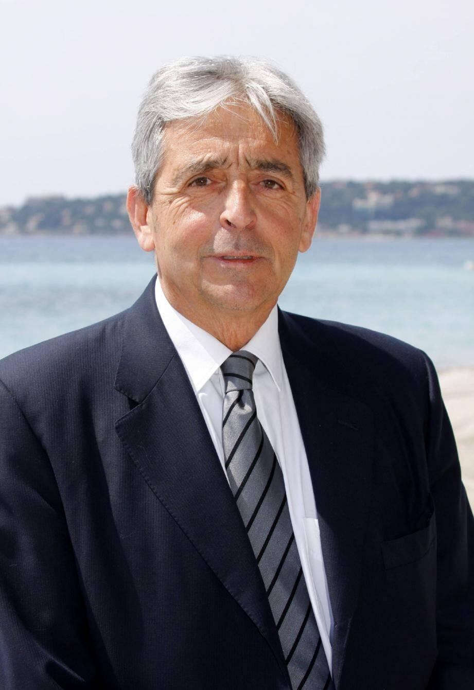 Thierry Giorgio se pose en rassembleur et en homme du changement.