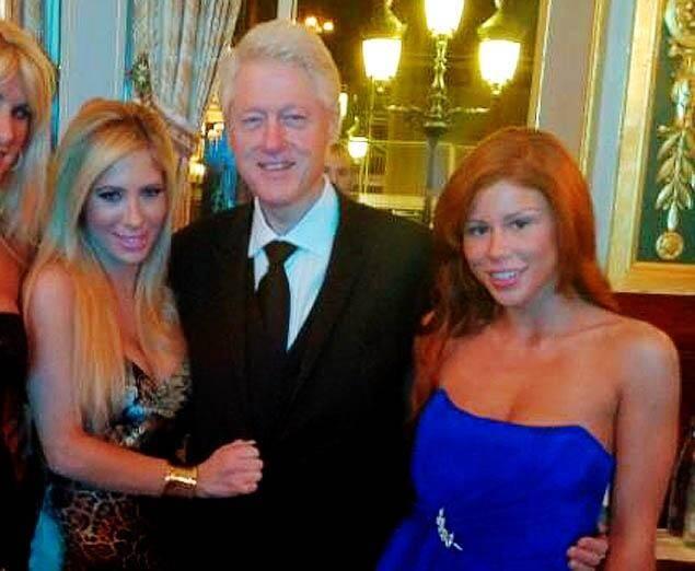 Bill Clinton bon