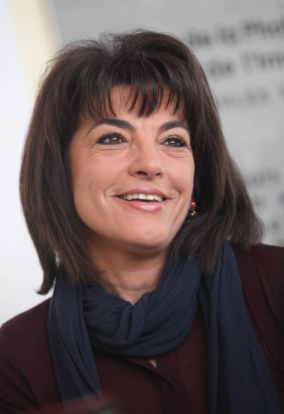 Dominique Estrosi-Sassone garde espoir que le Conseil d'Etat validera son élection dans le 14e canton.