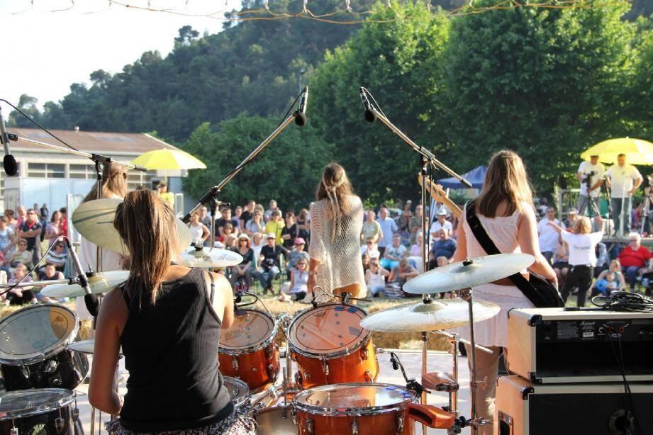 L'esprit Woodstock sera présent à Drap.