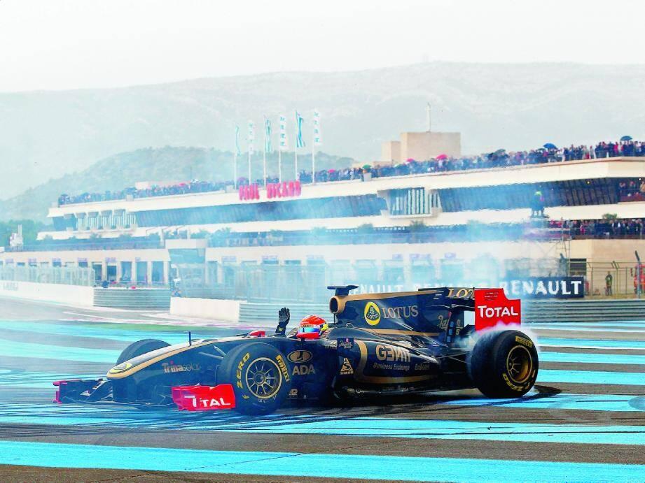 Montée à Paris pour défendre le retour du Grand Prix de France de F1 au Castellet, une délégation varoise doute de la volonté du ministère des Sports d'appuyer en ce sens.