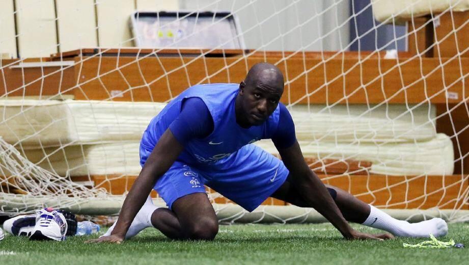 « Je fais partie des joueurs qui ont un peu d'expérience au niveau international », avance Alou Diarra.