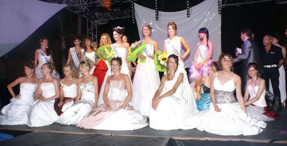 La nouvelle Miss Beausoleil postulera au titre de Miss Côte d'Azur samedi, prochaine étape avant le concours de Miss France.