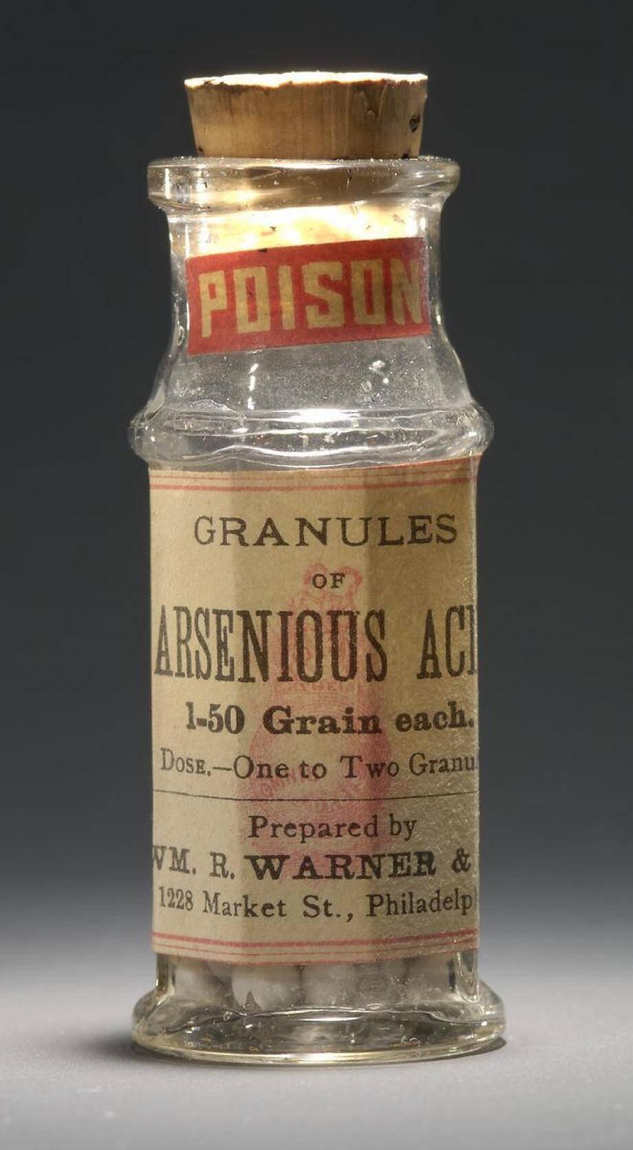 Selon la justice, le mari n'aurait pas empoisonné sa femme avec de l'arsenic.