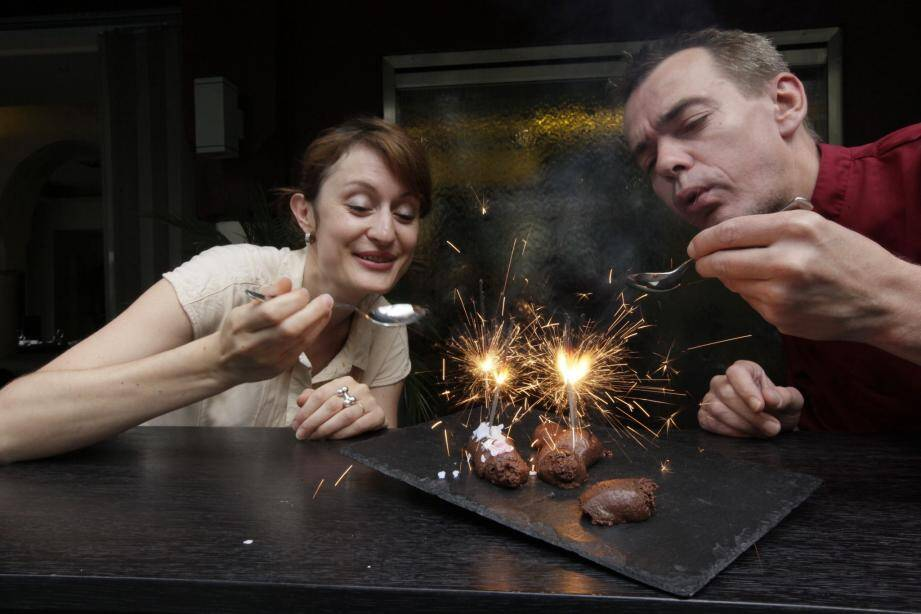 Metcuc et David Faure ont mitonné une performance fumante et odorante.