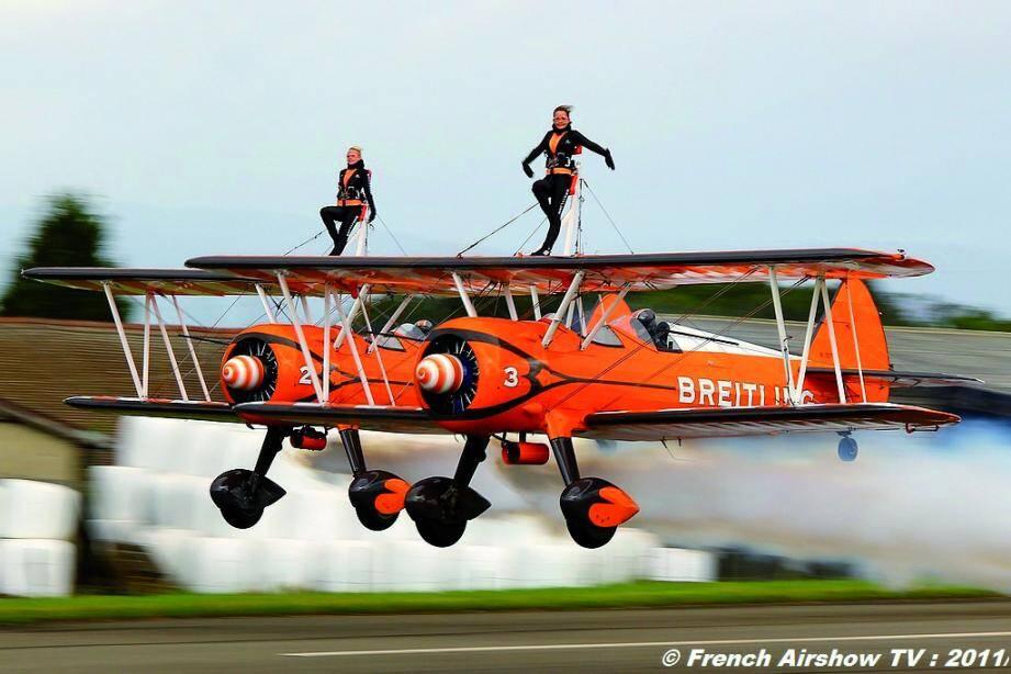 Le 14 août, rendez-vous avec les cascadeuses de la Breitling Jet Team et les as de la patrouille de France, dans le ciel toulonnais.