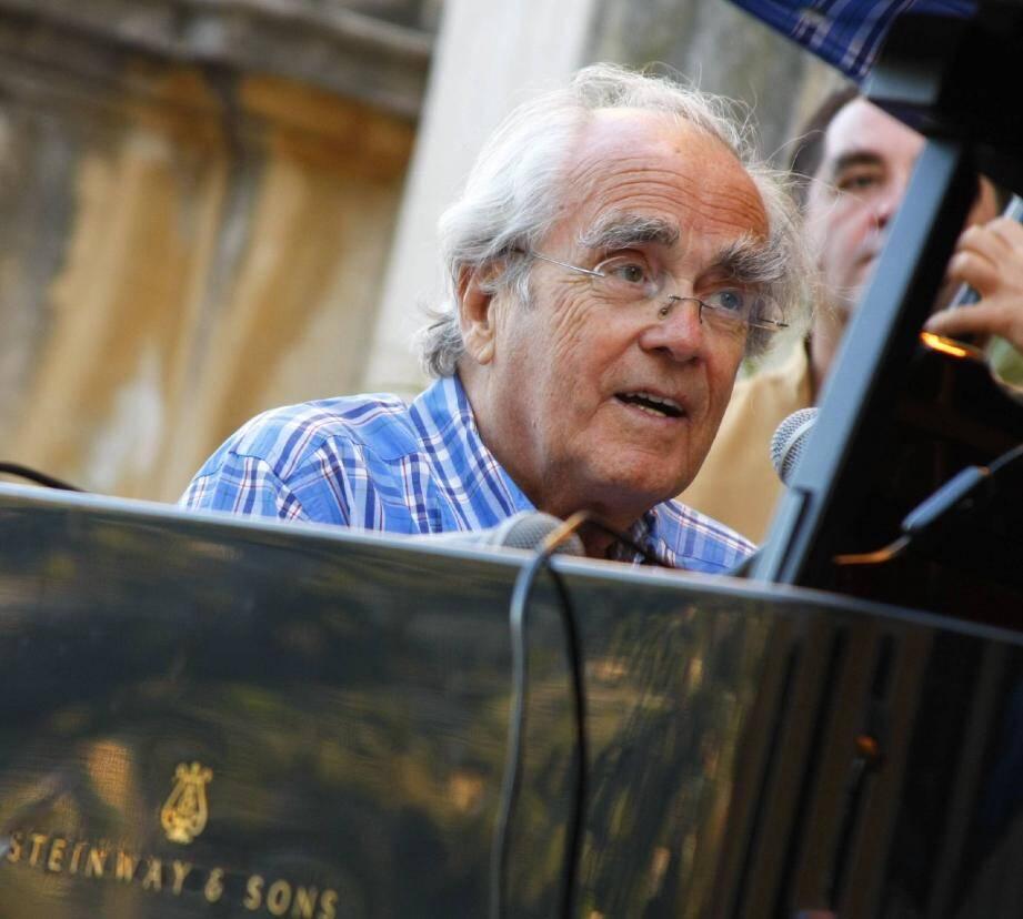 A 80 ans, l'artiste affiche un enthousiasme intact. Ce musicien hors pair donnera un concert exceptionnel ce soir dans le cadre de la onzième édition du festival Jazz in Aiacciu.