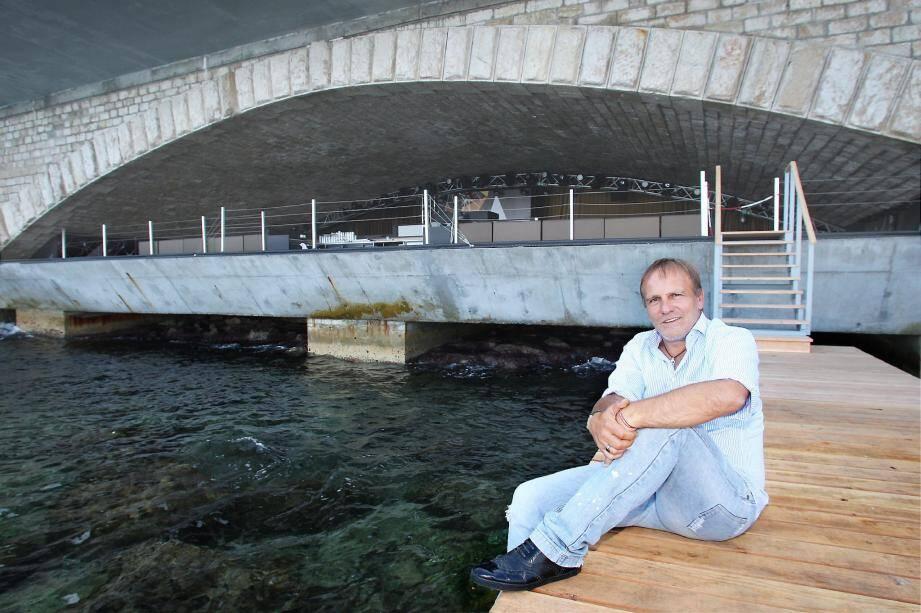 Richard Borfiga dirige la discothèque qui deviendra le 12 juillet Life-club ...