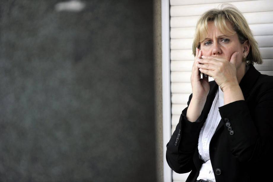 Nadine Morano, ancien ministre de l'Apprentissage, est battue.