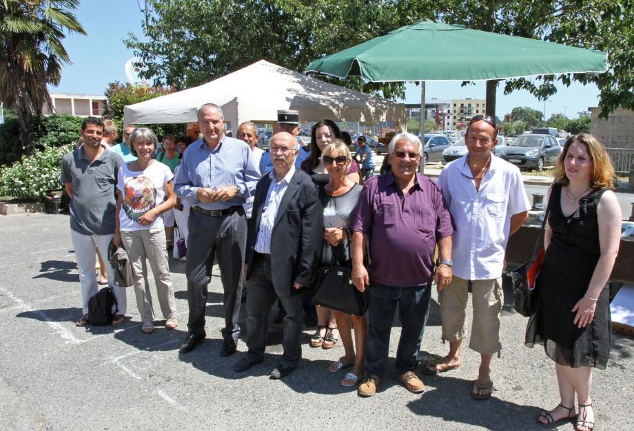 Le marché labellisé « producteurs de pays » de Ghisonaccia est une première en Haute-Corse. L'initiative devrait s'étendre dans tout le département.