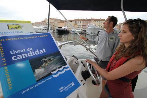 Permis bateau : les prix font le yoyo