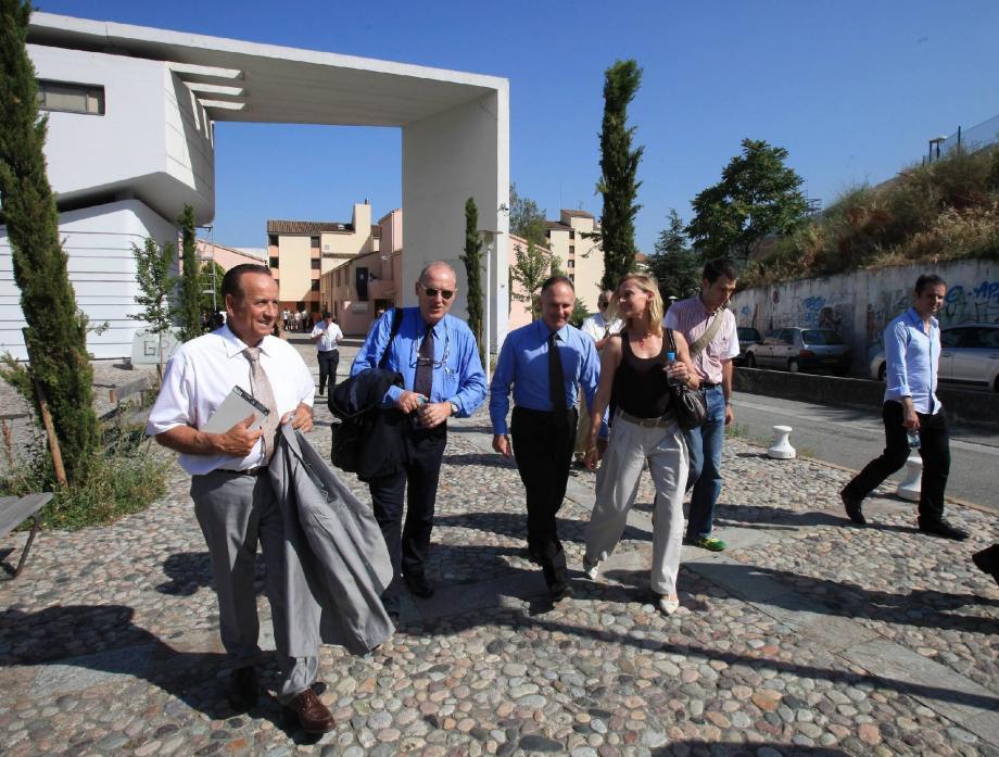 Le comité de suivi des programmes européens s'est rendu hier après-midi à l'université de Corse pour visiter les deux laboratoires de recherches. Ces derniers bénéficient de fonds européens.