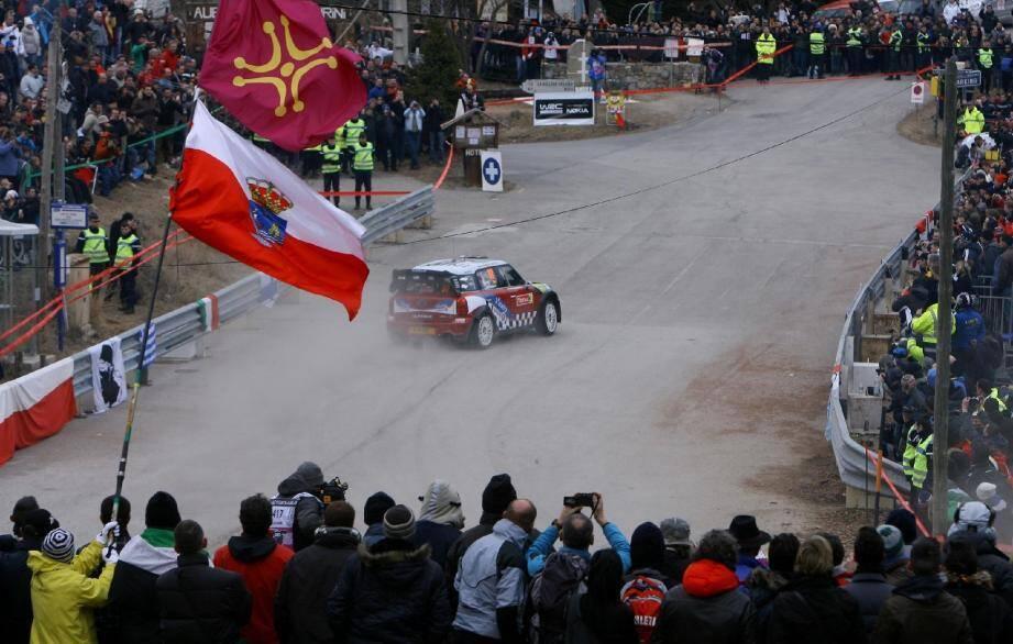Comme au bon vieux temps, la montagne sacrée du sport automobile mettra les bouchées triples pour accueillir les dévoreurs de bitume du Rallye Monte-Carlo 2013.