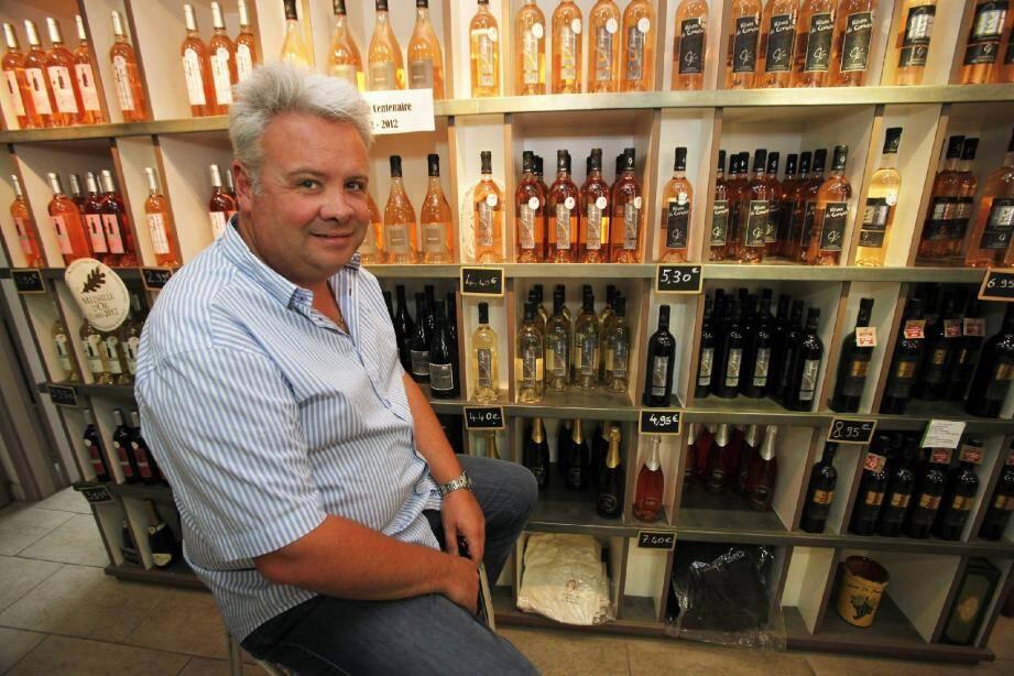 Laurent Rougon, le président de la Fédération des caves coopératives du Var, estime que ses pairs et les vignerons indépendants sont complémentaires. Pas opposés.