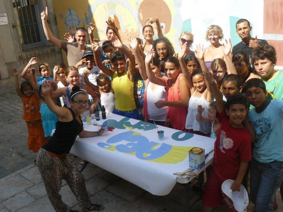 Le service jeunesse de la Ville propose, en complémentarité du centre de loisirs, des ateliers culturels, manuels et sportifs pour les 6 - 12 ans. Avec un souci de proximité.