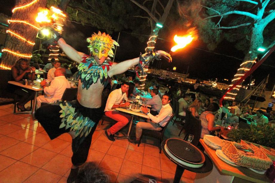 Un demi-siècle de folie au Papagayo