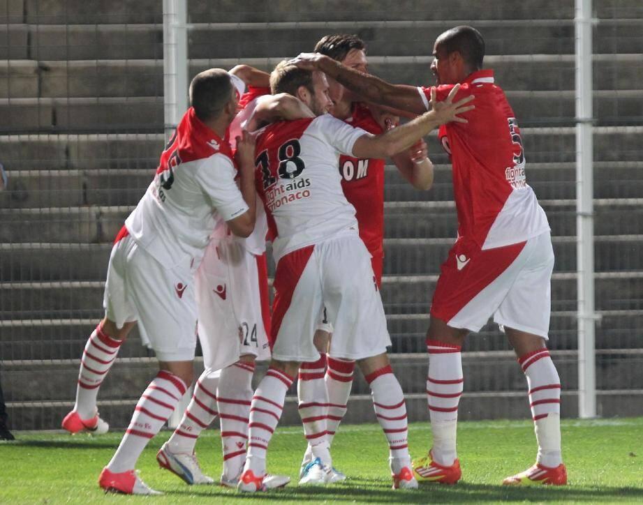 Avant de céder à l'euphorie, les Monégasques devront gérer leur statut de grand favori pour leur deuxième saison consécutive en Ligue 2.