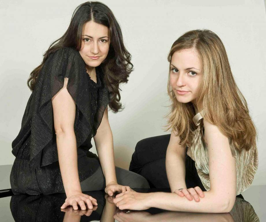 Sanja et Lidija Bizjak pour le lundi 20 août à 21 h