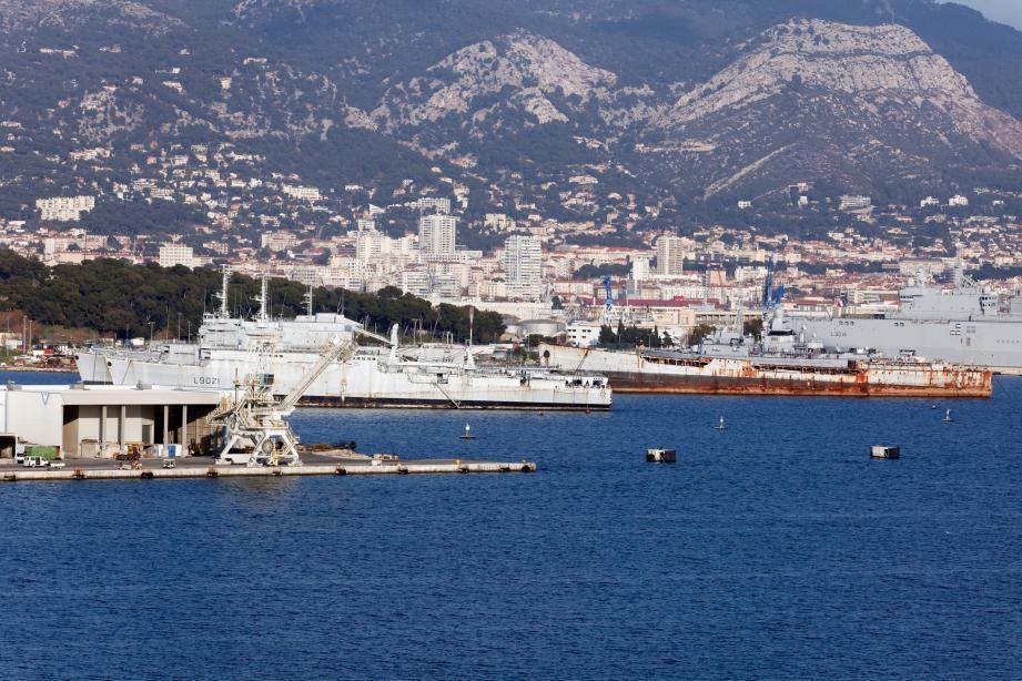 La possible implantation d'un chantier de déconstruction navale sur le site de Brégaillon vient de faire l'objet d'une consultation publique.