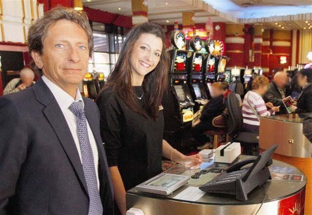 Jean-Luc Zizzo: avant son départ pour Nice, le directeur du Casino Barrière de Menton, s'était déclaré «pessimiste» sur les recettes envisagées par son établissement.