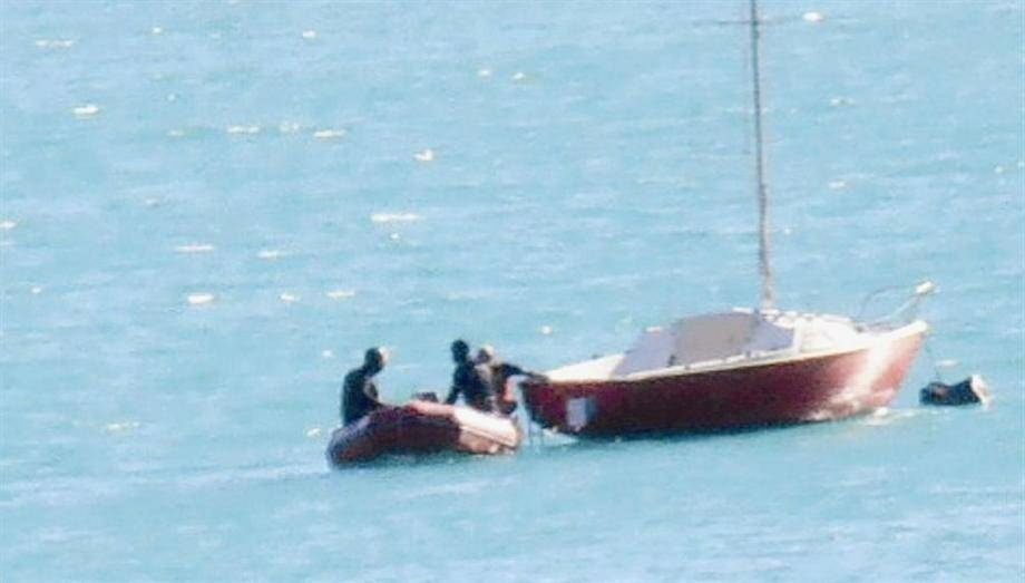 Depuis hier 16heures, les sauveteurs tentent de retrouver une quinquagénaire portée disparue sur le lac de Sainte-Croix.