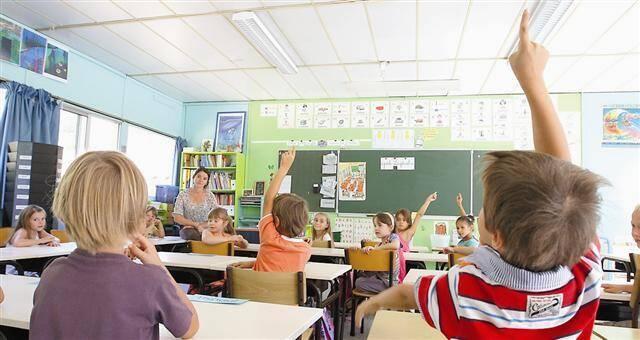 Le premier trimestre représente 40% de l'année scolaire.