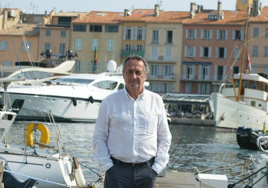 Serge Astezan porte des valeurs fortes au cœur d'une cité de plus en plus aseptisée.