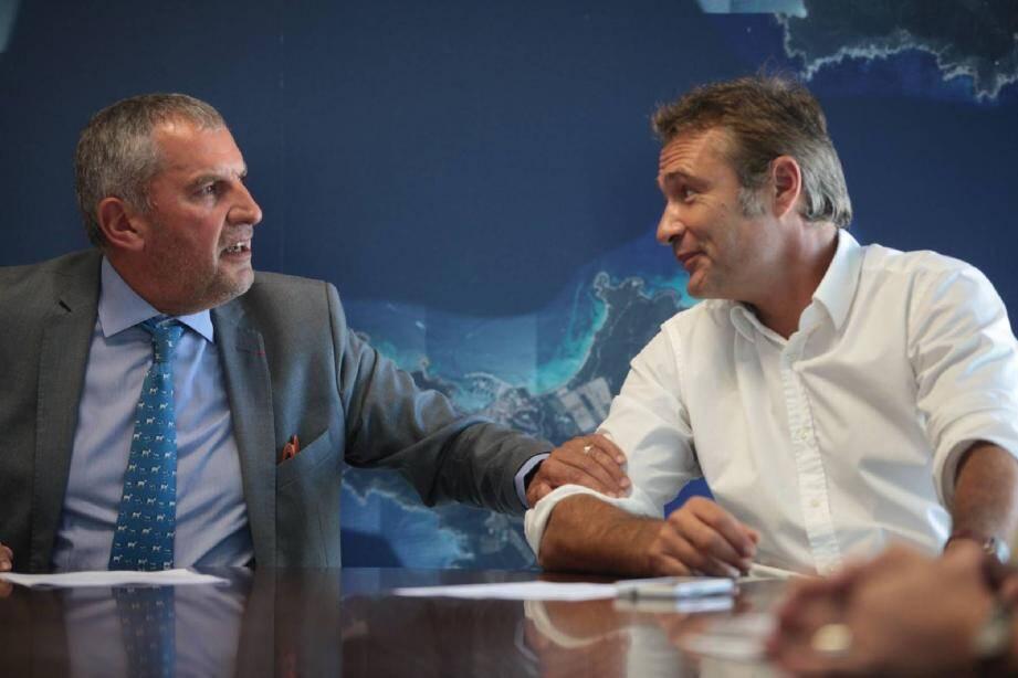 Le maire Jacques Politi a mis les choses au point, après avoir apporté un soutien sans réserve à son collaborateur, Pascal Allibert.